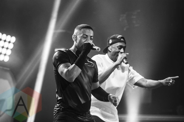 Nico and Vinz performing at House of Blues Anaheim in Anaheim, CA on May 4, 2015. (Photo: Amanda Cain/Aesthetic Magazine Toronto)