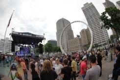 Movement Detroit 2015. (Photo: Jamie Limbright/Aesthetic Magazine)