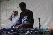 Raybone Jones performing at Movement Detroit 2015. (Photo: Jamie Limbright/Aesthetic Magazine)
