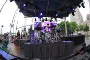 Shigeto performing at Movement Detroit 2015. (Photo: Jamie Limbright/Aesthetic Magazine)