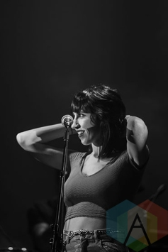 Siren XX performing at House of Blues Anaheim in Anaheim, CA on May 4, 2015. (Photo: Amanda Cain/Aesthetic Magazine Toronto)