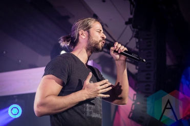 Trevor Guthrie performing at Chum FM FanFest 2015 in Toronto, ON on May 8, 2015 during CMW 2015. (Photo: Dale Benvenuto/Aesthetic Magazine Toronto)