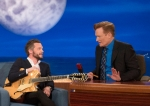 Watch: The Tallest Man On Earth Makes Late Night TV Debut onConan