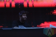 Waajeed performing at Movement Detroit 2015. (Photo: Jamie Limbright/Aesthetic Magazine)