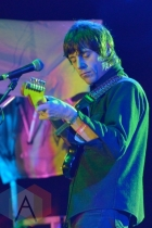White Fence performing at Austin Psych Fest: Levitation in Austin, TX on May 8, 2015. (Photo: Steve Danyleyko/Aesthetic Magazine Toronto)