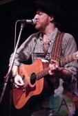 Jonathan Terrell performing at The Rivoli in Toronto, ON on June 18, 2015 during NXNE 2015. (Photo: Philip C. Perron/Aesthetic Magazine)