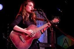 Jana Horn performing at The Rivoli in Toronto, ON on June 18, 2015 during NXNE 2015. (Photo: Philip C. Perron/Aesthetic Magazine)