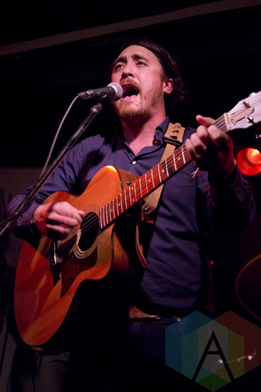 JP Hoe performing at The Rivoli in Toronto, ON on June 18, 2015 during NXNE 2015. (Photo: Philip C. Perron/Aesthetic Magazine)