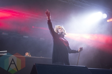 Kelis performing at Secret Solstice 2015 in Reykjavík, Iceland on June 19th, 2015. (Photo: Damien Gilbert/Aesthetic Magazine)