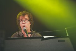 Ben Folds performing at the Bonnaroo Music Festival in Manchester, TN on June 11, 2015. (Photo: Erik Voake)