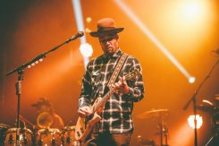 Ben Harper performing at the Bonnaroo Music Festival in Manchester, TN on June 12, 2015. (Photo: Pooneh Ghana)