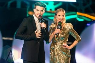 Adam Lambert at the 2015 MMVAs in Toronto, ON on June 21, 2015. (Photo: Adam Pulicicchio/Aesthetic Magazine)