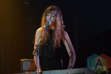 Public Animal performing at The Opera House in Toronto, ON on June 20, 2015 during NXNE 2015. (Photo: Steve Danyleyko/Aesthetic Magazine)