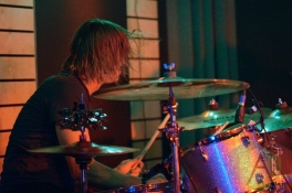 Das Rad performing at Adelaide Hall in Toronto, ON on June 20, 2015 during NXNE 2015. (Photo: Steve Danyleyko/Aesthetic Magazine)