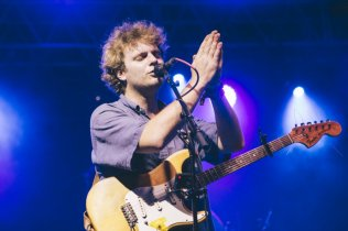 Mac DeMarco performing at the Bonnaroo Music Festival in Manchester, TN on June 11, 2015. (Photo: Joe Gall)