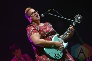 Alabama Shakes performing at Field Trip 2015 in Toronto, ON on June 6, 2015. (Photo: Justin Roth/Aesthetic Magazine)
