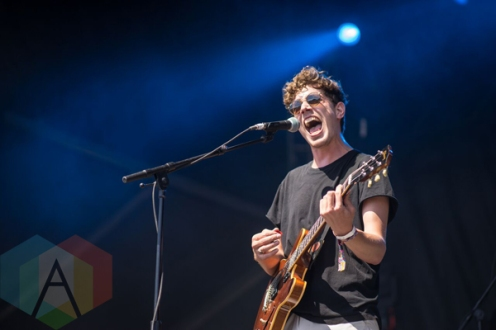 Born Ruffians performing at Bestival Toronto in Toronto, ON on June 13, 2015. (Photo: Stevie Gedge)