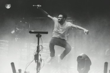 Childish Gambino performing at the Bonnaroo Music Festival in Manchester, TN on June 13, 2015. (Photo: Erik Voake)
