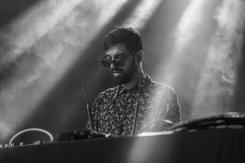 Gramatik performing at the Bonnaroo Music Festival in Manchester, TN on June 11, 2015. (Photo: Erik Voake)