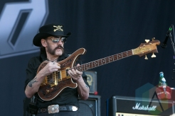 Motorhead performing at Hellfest 2015 in Clisson, Fr. (Photo: Raymond Ahner/Aesthetic Magazine)