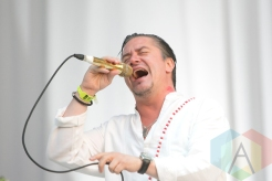 Faith No More performing at Hellfest 2015 in Clisson, Fr. (Photo: Raymond Ahner/Aesthetic Magazine)