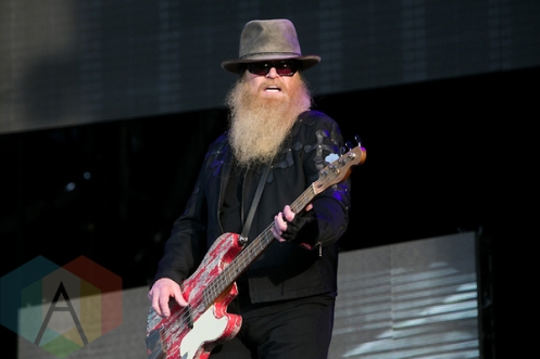 ZZ Top performing at Hellfest 2015 in Clisson, Fr. (Photo: Raymond Ahner/Aesthetic Magazine)