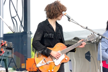 Temples performing at Field Trip 2015 in Toronto, ON on June 7, 2015. (Photo: Curtis Sindrey/Aesthetic Magazine)