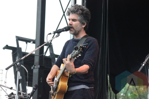 Hayden performing at Field Trip 2015 in Toronto, ON on June 7, 2015. (Photo: Curtis Sindrey/Aesthetic Magazine)