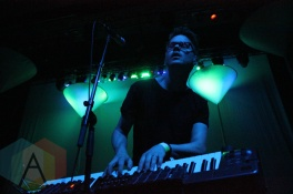 Son Lux performing at The Danforth Music Hall in Toronto, ON on June 17, 2015 during NXNE 2015. (Photo: Curtis Sindrey/Aesthetic Magazine)