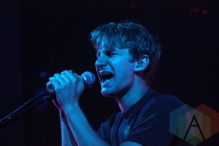 Glass Animals performing at The Danforth Music Hall in Toronto, ON on June 17, 2015 during NXNE 2015. (Photo: Curtis Sindrey/Aesthetic Magazine)
