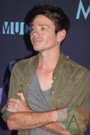 Nate Ruess at the 2015 MMVAs in Toronto, ON on June 21, 2015. (Photo: Curtis Sindrey/Aesthetic Magazine)