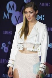 Gigi Hadid at the 2015 MMVAs in Toronto, ON on June 21, 2015. (Photo: Curtis Sindrey/Aesthetic Magazine)