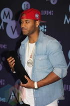 P. Reign at the 2015 MMVAs in Toronto, ON on June 21, 2015. (Photo: Curtis Sindrey/Aesthetic Magazine)