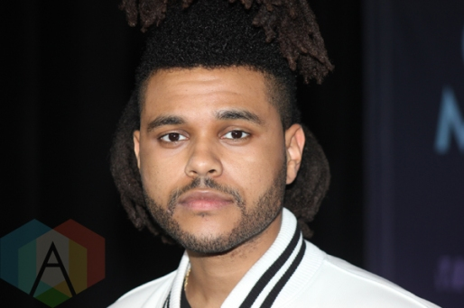 The Weeknd at the 2015 MMVAs in Toronto, ON on June 21, 2015. (Photo: Curtis Sindrey/Aesthetic Magazine)