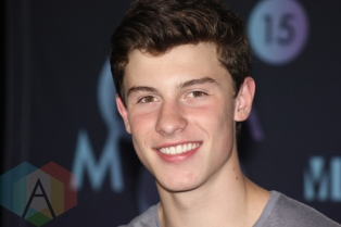 Shawn Mendes at the 2015 MMVAs in Toronto, ON on June 21, 2015. (Photo: Curtis Sindrey/Aesthetic Magazine)