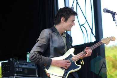 Calvin Love performing at Field Trip 2015 in Toronto, ON on June 6, 2015. (Photo: Curtis Sindrey/Aesthetic Magazine)