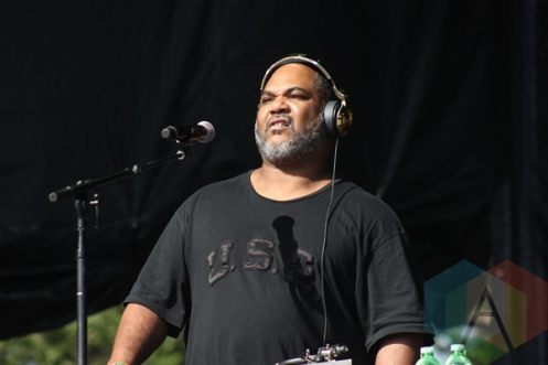 De La Soul performing at Field Trip 2015 in Toronto, ON on June 6, 2015. (Photo: Curtis Sindrey/Aesthetic Magazine)