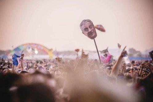 Bonnaroo Music Festival in Manchester, TN on June 12, 2015. (Photo: Joe Gall)