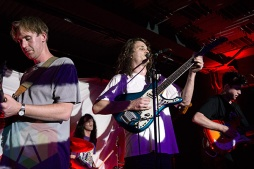 King Gizzard & The Lizard Wizard performing at Adelaide Hall in Toronto on June 16, 2015. (Photo: Theo Rallis/Aesthetic Magazine)