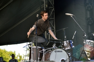 Absolutely Free performing at Field Trip 2015 in Toronto, ON on June 7, 2015. (Photo: Justin Roth/Aesthetic Magazine)