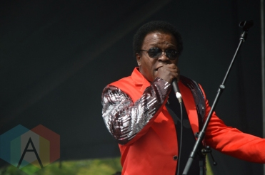 Lee Fields and The Expressions performing at Field Trip 2015 in Toronto, ON on June 7, 2015. (Photo: Justin Roth/Aesthetic Magazine)