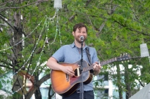 Dan Mangan performing at Field Trip 2015 in Toronto, ON on June 7, 2015. (Photo: Justin Roth/Aesthetic Magazine)