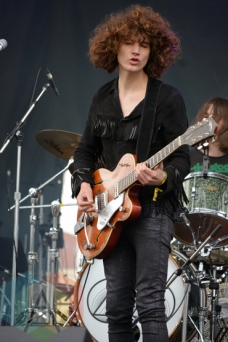 Temples performing at Field Trip 2015 in Toronto, ON on June 7, 2015. (Photo: Justin Roth/Aesthetic Magazine)