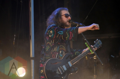 My Morning Jacket performing at Field Trip 2015 in Toronto, ON on June 7, 2015. (Photo: Justin Roth/Aesthetic Magazine)