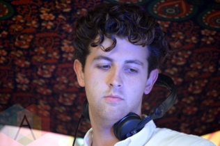 Jamie XX performing at Bestival Toronto in Toronto, ON on June 12, 2015. (Photo: Justin Roth/Aesthetic Magazine)