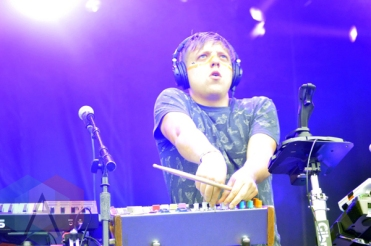 Robert Delong performing at Bestival Toronto in Toronto, ON on June 12, 2015. (Photo: Justin Roth/Aesthetic Magazine)