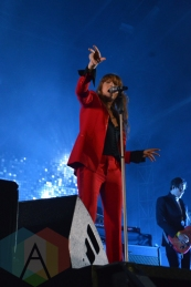 Florence and The Machine performing at Bestival Toronto in Toronto, ON on June 12, 2015. (Photo: Justin Roth/Aesthetic Magazine)
