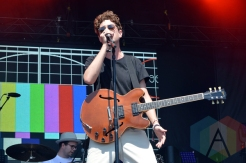 Born Ruffians performing at Bestival Toronto in Toronto, ON on June 13, 2015. (Photo: Justin Roth/Aesthetic Magazine)