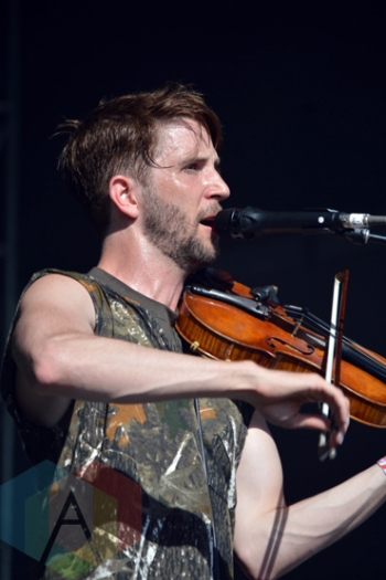 Owen Pallett performing at Bestival Toronto in Toronto, ON on June 13, 2015. (Photo: Justin Roth/Aesthetic Magazine)