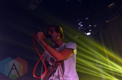 Awolnation performing at Sound Academy in Toronto, ON on June 22, 2015. (Photo: Justin Roth/Aesthetic Magazine)
